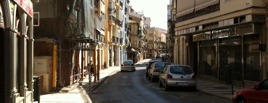 Calle Carretería is one of Málaga #4sqCities.