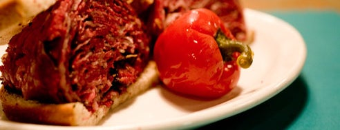 Liebman's Kosher Deli is one of #100best dishes and drinks 2011.