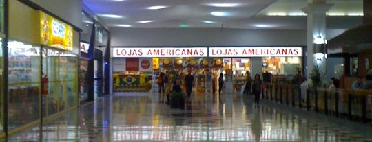 Lojas Americanas is one of Shopping SP Market.