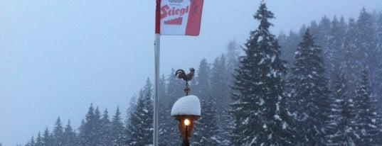 Skigebiet Schlossalm - Bad Hofgastein / Ski amadé is one of Favorites venues in Bad Gastein, Austria.