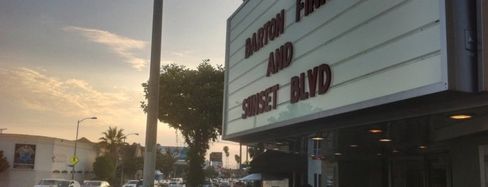 New Beverly Cinema is one of Places to Watch Movies.