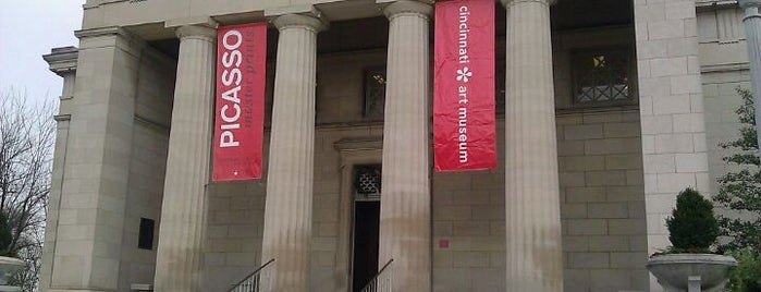 Cincinnati Art Museum is one of The Fine Arts of Cincinnati, OH #visitUS.
