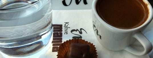 Coffeemania is one of gizemik gezerse (:.