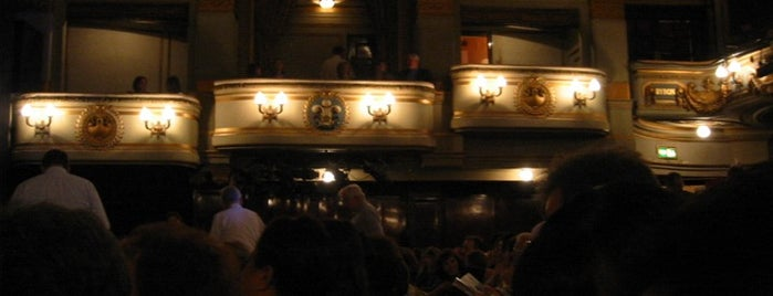 Prince of Wales Theatre is one of London as a local.