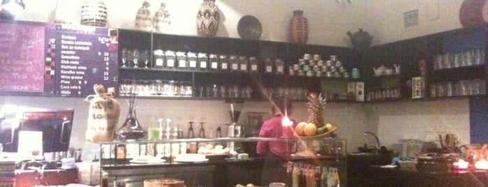 Colombia: coffee, lunch & coctail bar is one of Foursquare Specials in Poland.