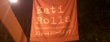 The Kati Roll Company is one of The Block is Hot #midtown.