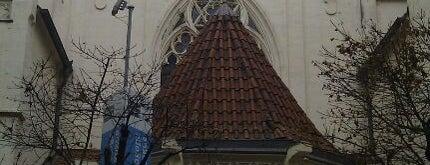 Maiselova synagoga   Maisel Synagogue is one of Historická Praha.