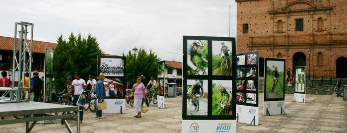 Circuito Panamericano de Ciclismo de Montaña is one of Instalaciones / Venues.