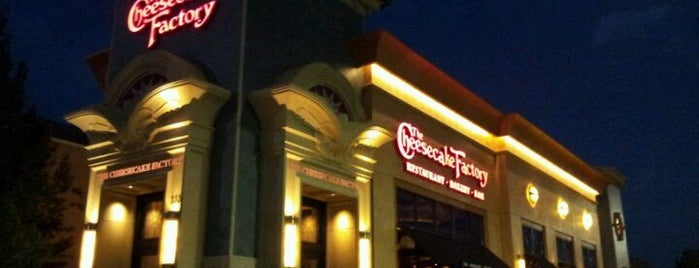 The Cheesecake Factory is one of Boise.