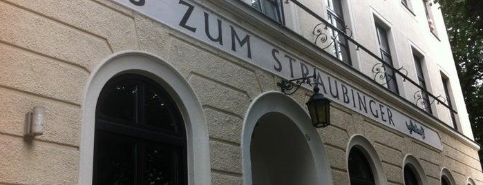 Wirtshaus zum Straubinger is one of Restaurants in München.