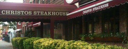 Christos Steakhouse is one of Astoria-Astoria!.
