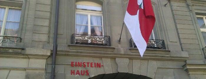 Einstein-Haus is one of Part 3 - Attractions in Europe.