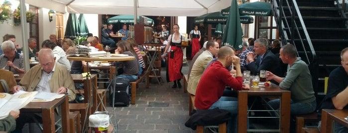 Salm Bräu is one of StorefrontSticker #4sqCities: Vienna.