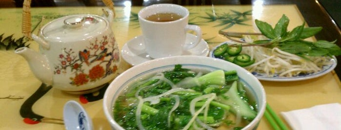 Pho 87 is one of Vegas.