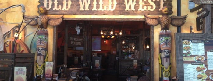 Old Wild West is one of Mangiare.