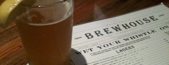 Brewhouse Historical Sports Bar is one of Where to get a drink.