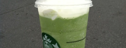 Starbucks is one of regular.