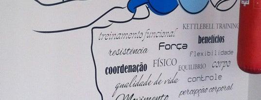 Centro de Treinamento Força e Movimento is one of A.