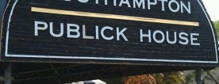 Southampton Publick House is one of Enjoy Southampton!.