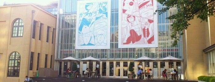 Kyoto International Manga Museum is one of Jpn_Museums2.