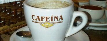 Cafeína is one of Copacabana, umbigo do mundo.
