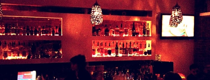'Disiac Lounge is one of USA NYC MAN Midtown West.