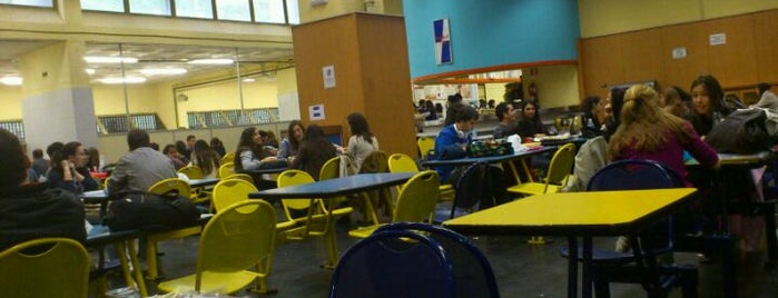 Cafetería Facultad de Ciencias de la Información (UCM) is one of Publicidad y RR. PP..