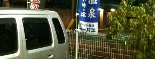 スーパー銭湯ユーバス 守口店 is one of 銭湯.
