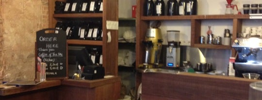 OR Coffee Bar is one of Slow/Filter coffee bars.