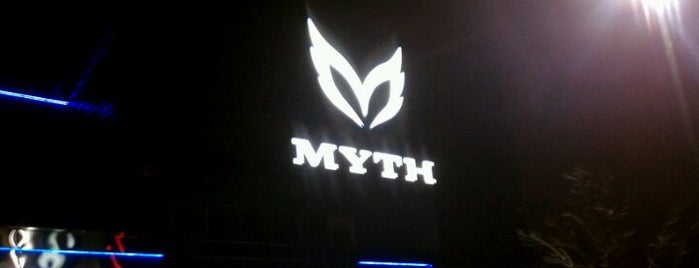 The Myth Nightclub and Event Center is one of Minneapolis-St. Paul Concert Venues.