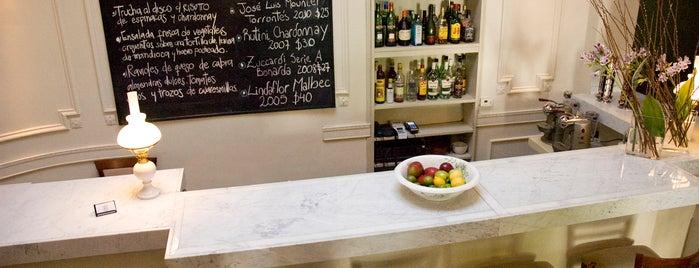 Siete Cocinas de Argentina is one of Mendoza.