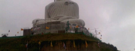 The Big Buddha is one of Phuket, have to do.