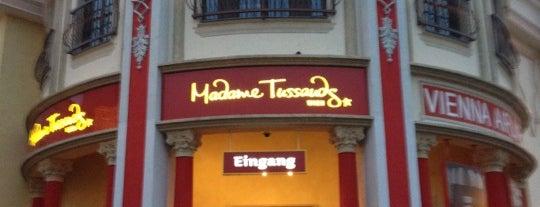Madame Tussauds is one of StorefrontSticker #4sqCities: Vienna.