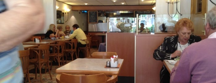 Cafe 1 is one of All-time favorites in United Kingdom.