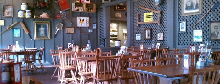 Cracker Barrel is one of Orland.