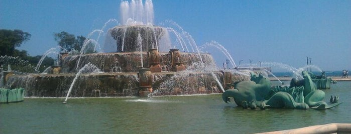 Clarence Buckingham Memorial Fountain is one of Recommendations in Chicago.