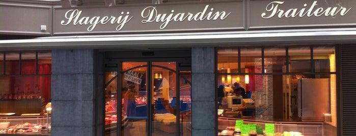 Slagerij Delicatessen Dujardin is one of Ename Abdijham.