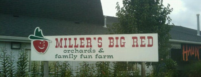 Miller's Big Red is one of Fun Go-to-Spots.