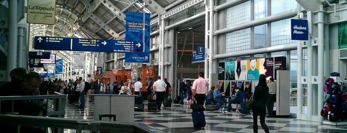 Flughafen Chicago O'Hare (ORD) is one of World Airports.