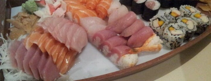 Sushi Naka is one of Favorite Food.