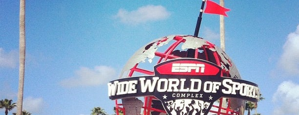 Complexe sportif ESPN Wide World of Sports is one of Florida, FL.