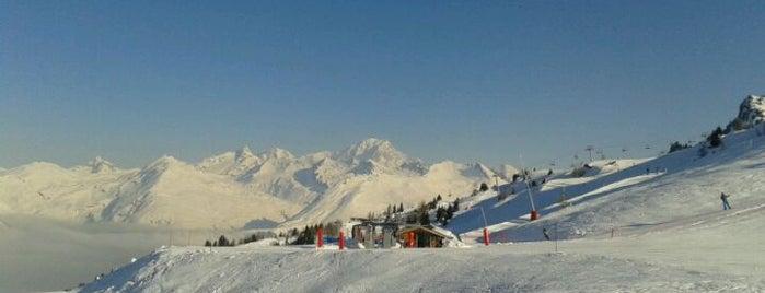 Les Arcs is one of Stations de ski (France - Alpes).