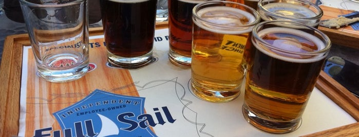 Full Sail Brewing Co. is one of Best Places to Check out in United States Pt 4.