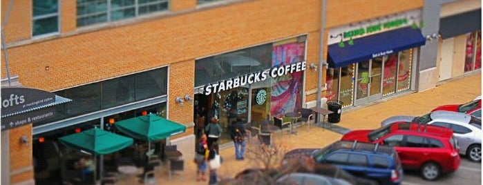 Starbucks is one of Guide to Mockingbird Village.
