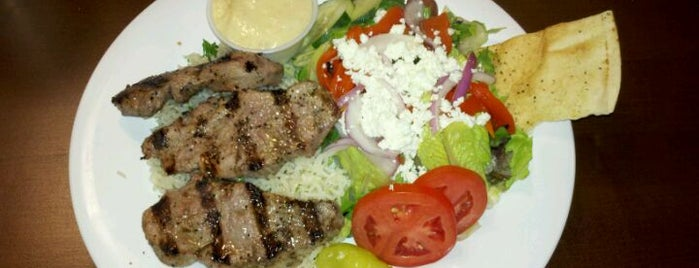 Taziki's Mediterranean Cafe is one of Places to eat.