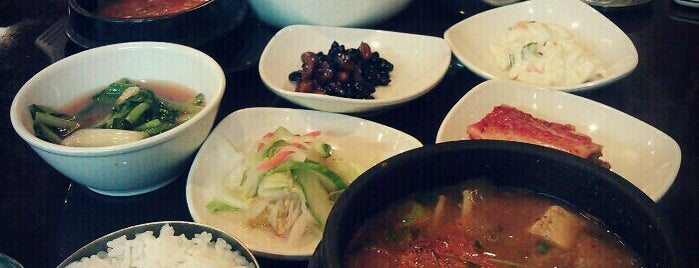 솔모랑 깡장집 is one of 강북.