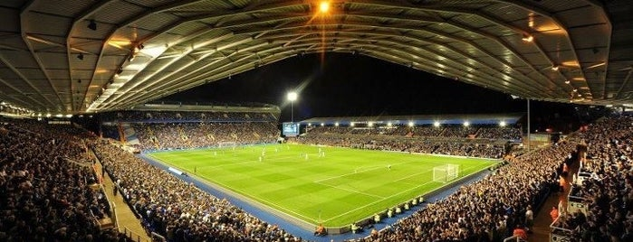 St. Andrew's Stadium is one of Football grounds visited.
