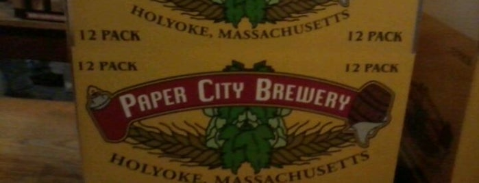Paper City Brewery is one of New England Breweries.