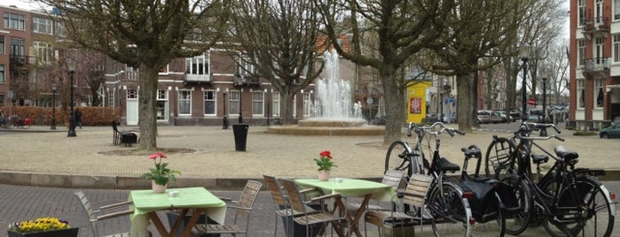 Bar Restaurant 1900 is one of Free WiFi Amsterdam.