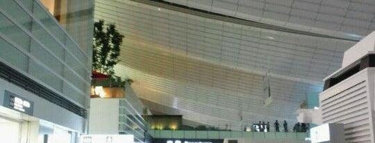 Flughafen Tokio-Haneda (HND) is one of World Airports.